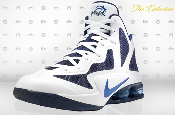 826291d0fac2f Nike Air Shox Hyperballer Shawn Marion Finals Edition good ...