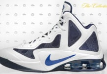 Nike Air Shox Hyperballer Shawn Marion Finals Edition