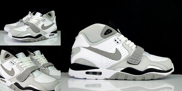 Nike Air Trainer SC II White Grey-Black