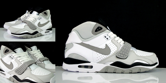 Nike Air Trainer SC II White Grey-Black