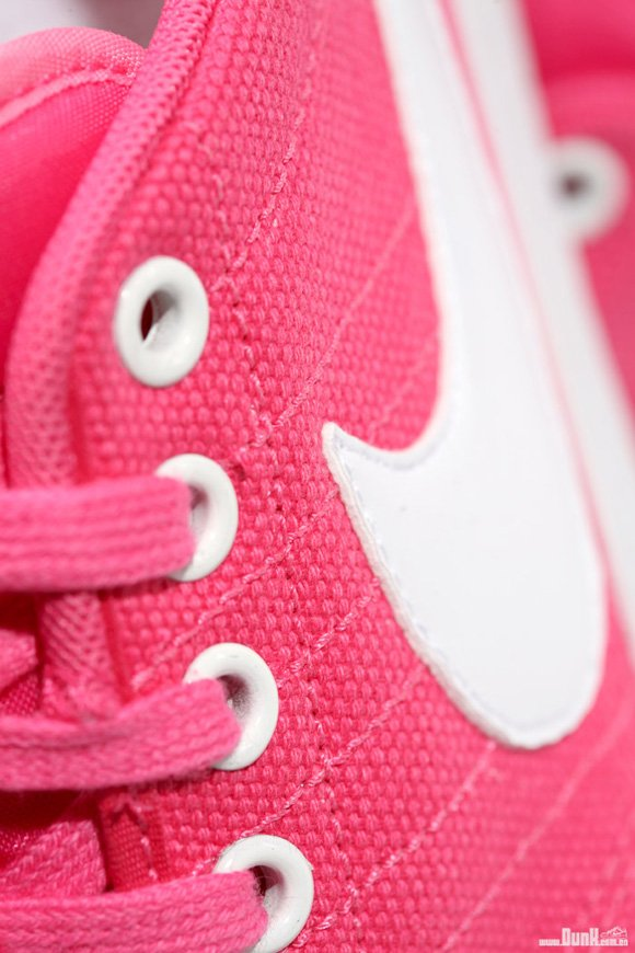 Nike All Court Low Pink Spark White