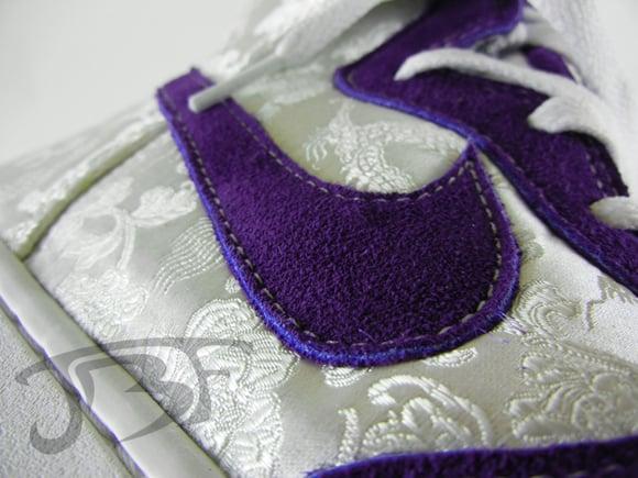 Nike Dunk High Geisha Custom