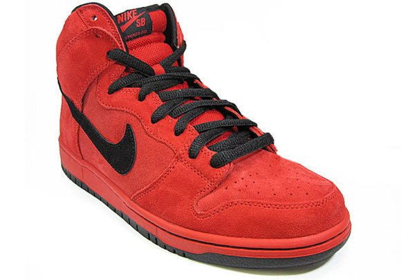 Nike Dunk SB High Red Devil
