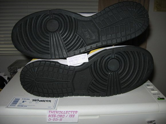 Nike Dunk SB Mid Wu Tang Sample