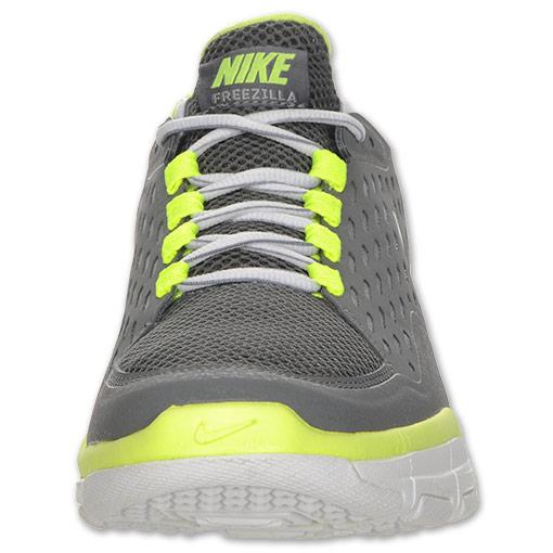 Nike Free Zilla Dark Grey Volt White