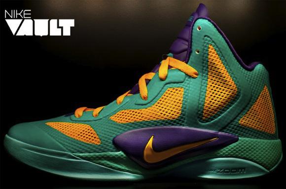 Nike Hyperfuse 2011 LA Sparks