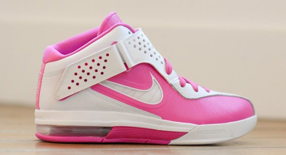b5d5dfc762bd Nike LeBron Air Max Soldier V (5) - Think Pink
