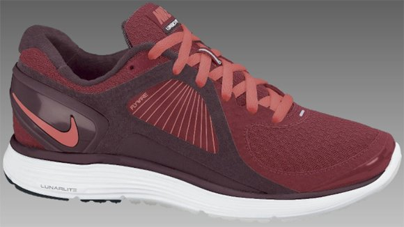 Nike LunarEclipse Team Red Challenge Red-Deep Burgundy-Volt
