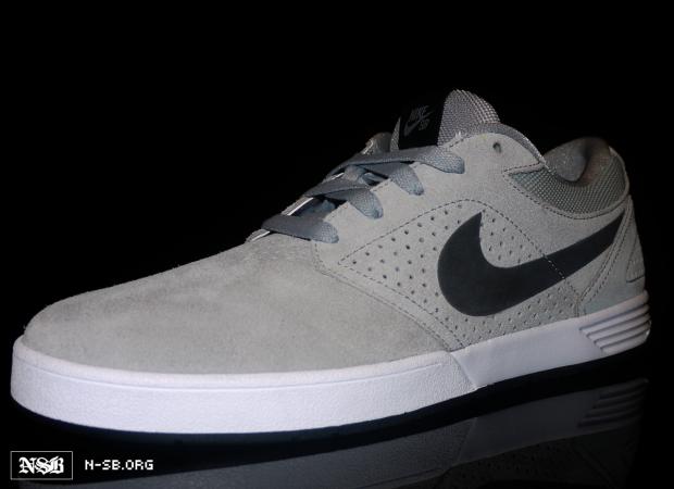 Nike SB Paul Rodriguez 5 - Matte Silver