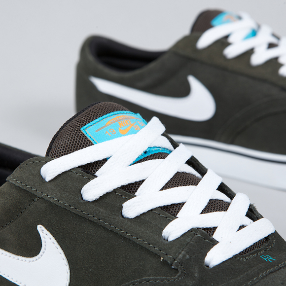 Nike SB V-Rod Grey White
