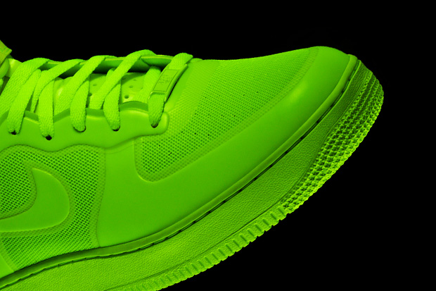 new product 7b4c2 65ed1 ... Nike Air Force One (1) Hyperfuse - New Images ...