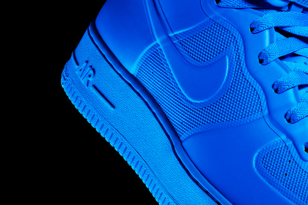 100% authentique f5969 95bbe Nike Air Force One (1) Hyperfuse - New Images | SneakerFiles