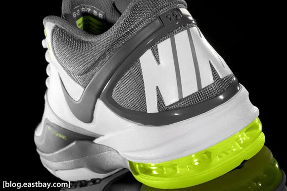 Nike Trainer 1.3 White Dark Grey-Volt