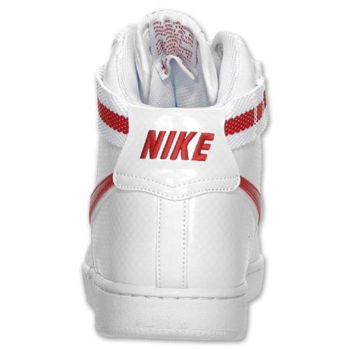 Nike Vandal High White Red