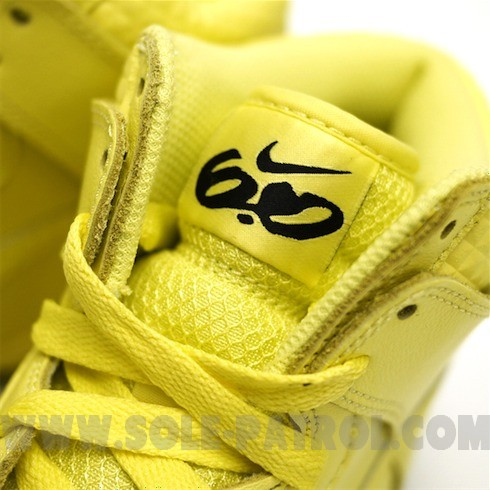 Nike WMNS 6.0 Dunk High Lemon Frost