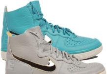 Nike Wmns Terminator High Perf Mineral Blue Wolf Grey