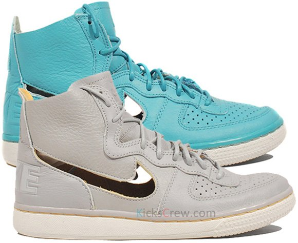 Nike Wmns Terminator High Perf Mineral Blue Wolf Grey