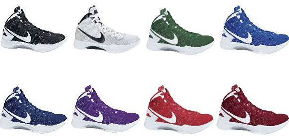 reputable site 93b4c 397d9 Nike WMNS Zoom Hyperdunk 2011 August Releases