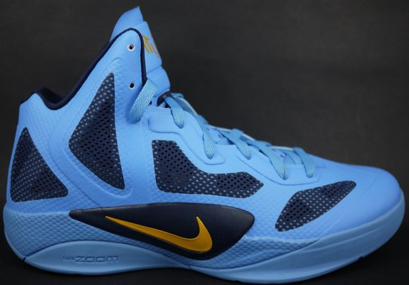 huge discount 88586 86324 85%OFF Nike Zoom Hyperfuse 2011 Rudy Gay PE - jeffreygreen.com.au