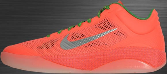 Nike Zoom Hyperfuse Low Elite Youth Basketball League EYBL 5 Colorways
