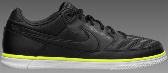 Nike5 Street Gato Black White-Volt