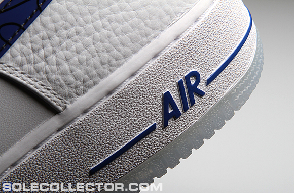 Penny Hardaway x Nike Air Force 1 Low Detailed Look