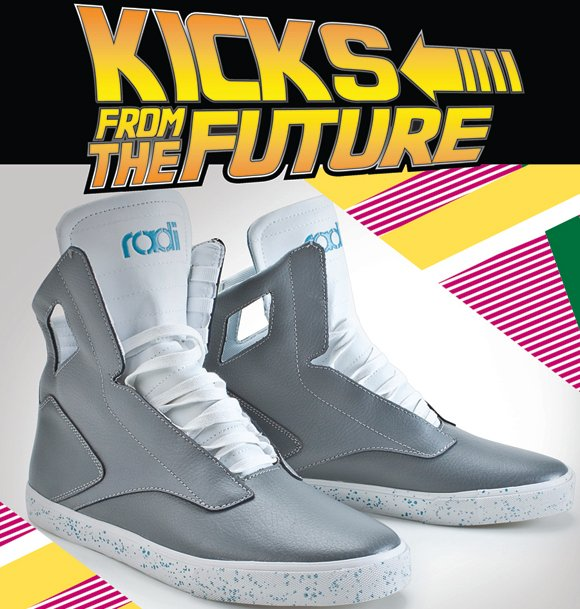 Radii Noble Back to the Future