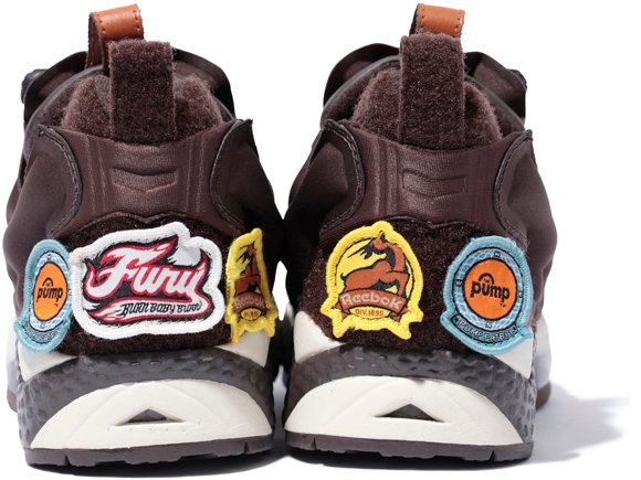 Reebok Insta Pump Fury Flight Jacket Pack