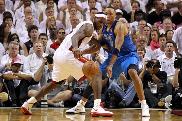 Shawn Marion Nike Zoom Hyperfuse 2011 NBA Championship