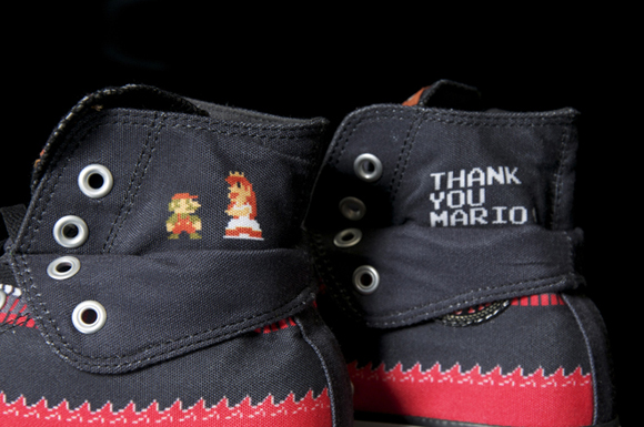 Super Mario Bros x Converse Chuck Taylor - Level 1 + Last Level