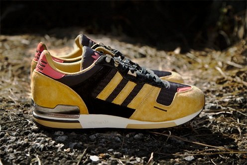 Diesel x adidas Originals - Fall 2011 Collection