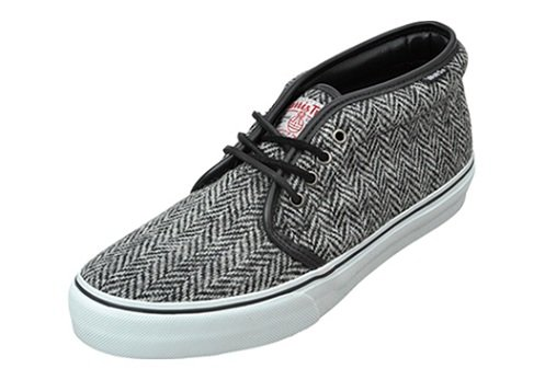 Harris Tweed x Vans Chukka