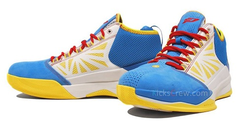 "Jordan CP3.IV ""Flight Tour"" - New Images"