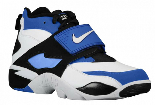 Nike Air Max Diamond Turf - White/Black-Varsity Royal