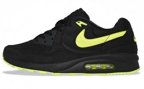 Nike Air Max Light - Black/Volt