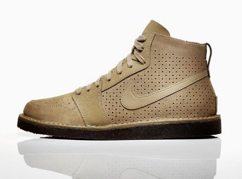 Nike Air Royal Mid SO TZ - July 2011 Release