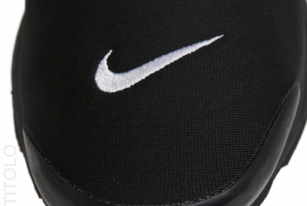 Nike Air Presto Black White + Wolf Grey Crimson Black