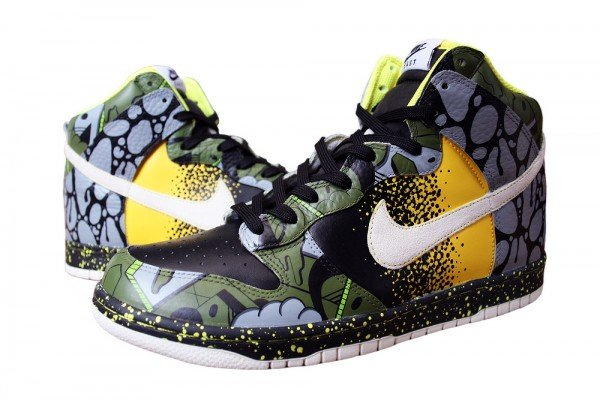 Nike-Dunk-High-Custom-'Serpent-II'-3