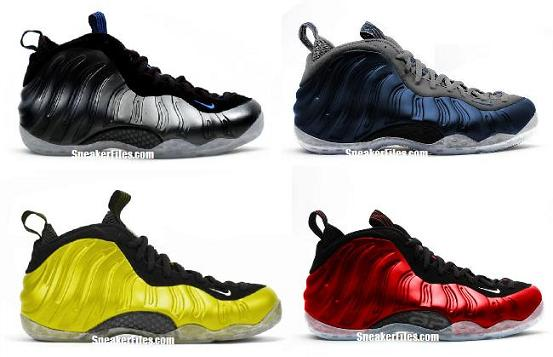 Nike-Foamposite-One-Retro-2011-2012-Lineup-1