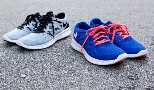 Nike Free Run+ 2 - Fall/Winter 2011
