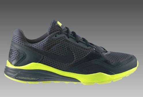 Nike Lunar Edge 12 - Black/Volt