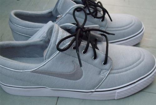 """Nike SB Zoom Stefan Janoski """"Jersey Fleece"""" - Spring 2012"""