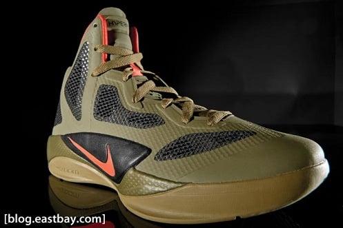 """Nike Zoom Hyperfuse 2011 """"Iguana"""""""