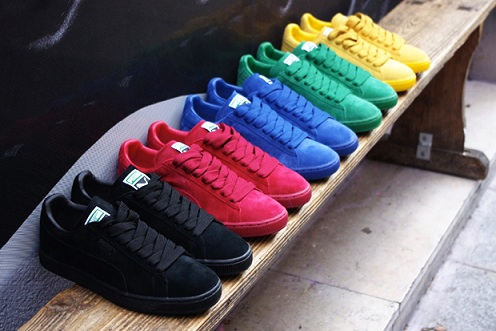 Puma Suede - Classic Eco Collection
