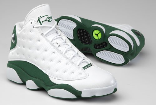 Release Reminder: Air Jordan Retro XIII (13) Ray Allen PE