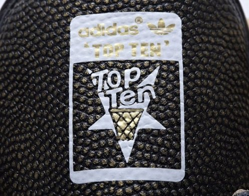 """UNDFTD x adidas Originals Top Ten Hi """" B-Sides"""""""