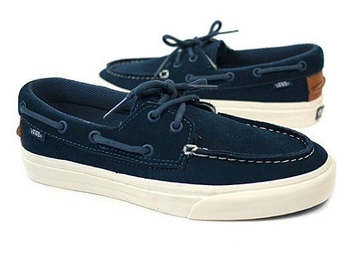 716fabebd3 Vans CA Zapato Del Barco - Perforated Pack