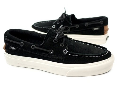 Vans CA Zapato Del Barco - Perforated Pack