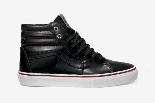 Vans Vault Premio Leather Pack - Fall 2011