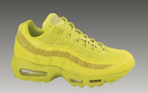 daa0904a98 Women's Nike Air Max 95 - High Voltage | SneakerFiles